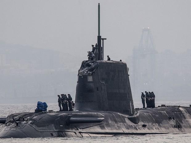 HMS Ambush - 2