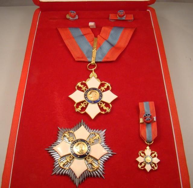 Ordem do M. Naval G. O 1