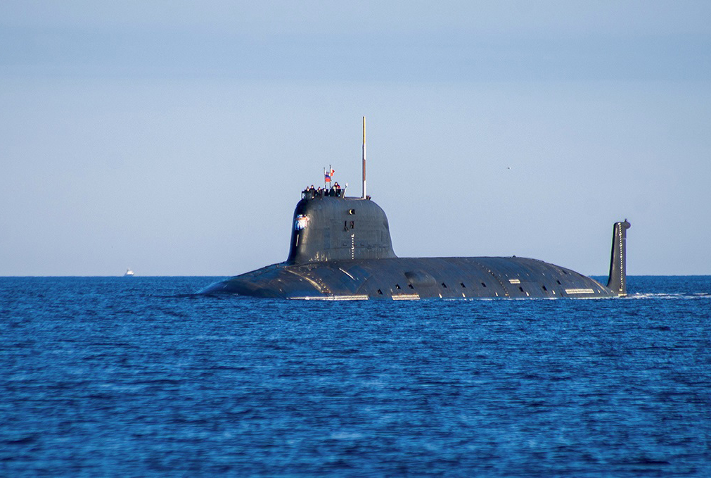 Submarino russo Severodvinsk, Project 885 ou classe Yasen
