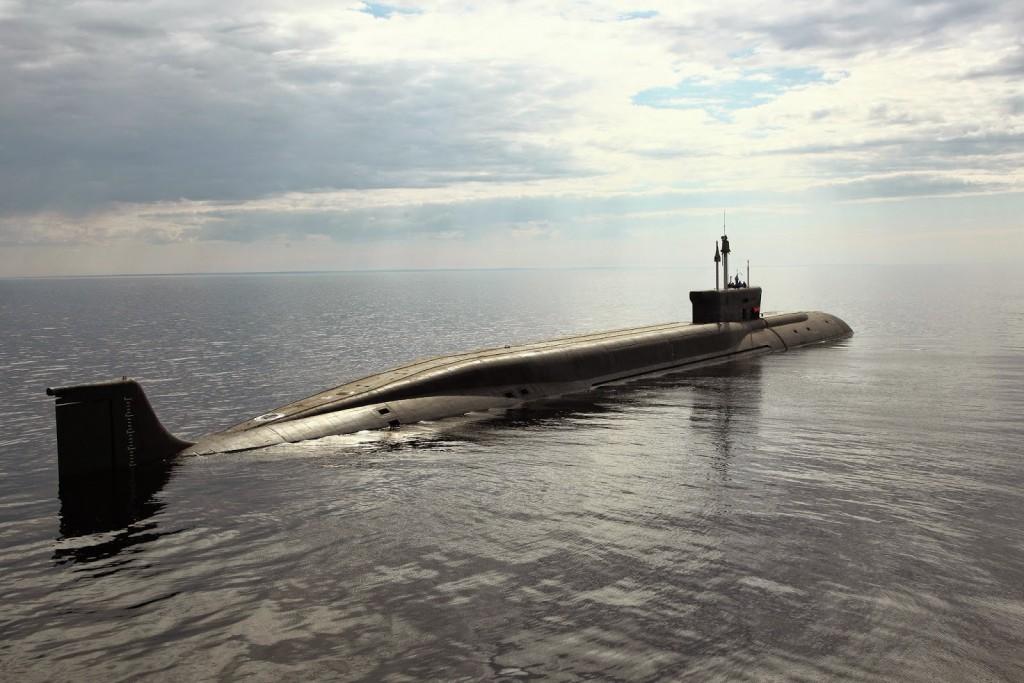Submarino classe Borei