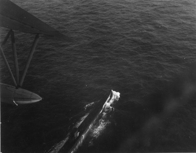 U-199Flyover