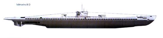 U-boat IX D