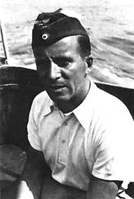Comandante do Capitão-Tenente Hans Werner Kraus