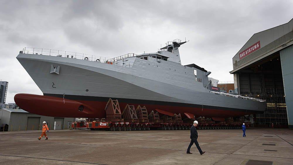 HMS Forth - 1