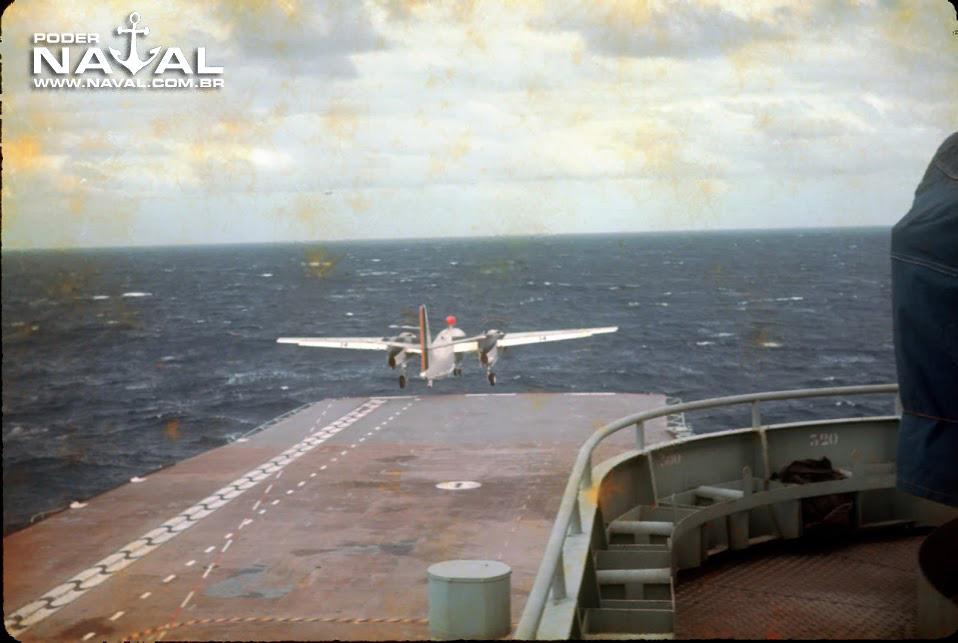 Decolagem de P-16