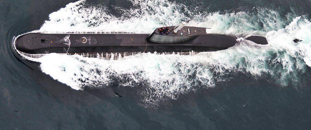 Submarino Thomson SS-20 - 2