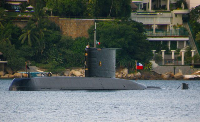 Submarino Thomson, IKL-209