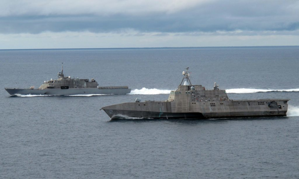 LCS-1 e LCS-2
