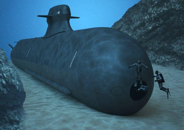 Submarino A26