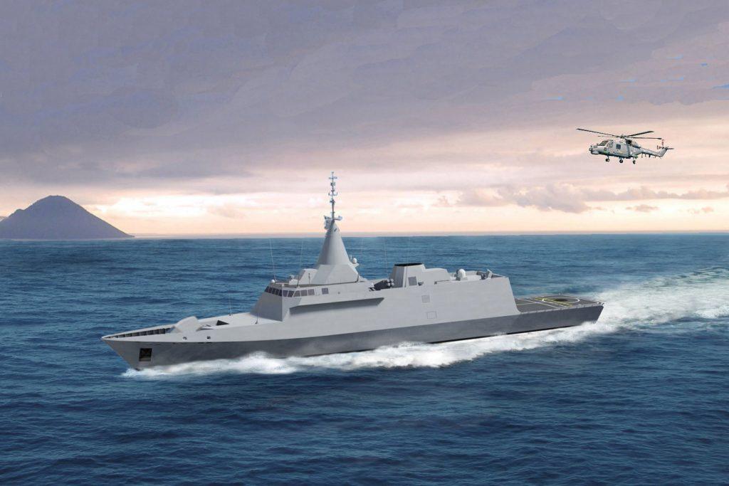 Gowind da Royal Malaysian Navy