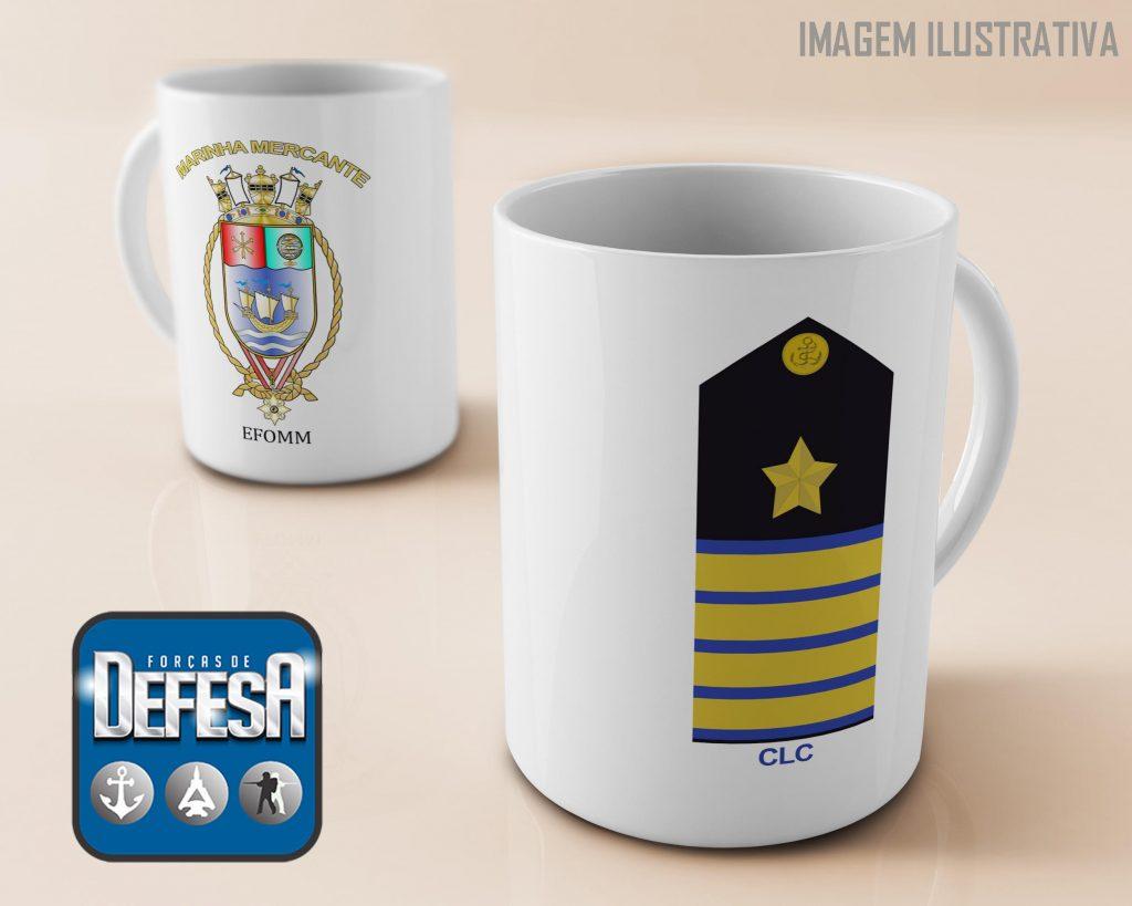Caneca CLC EFOMM da Defesa Store – www.defesastore.com.br