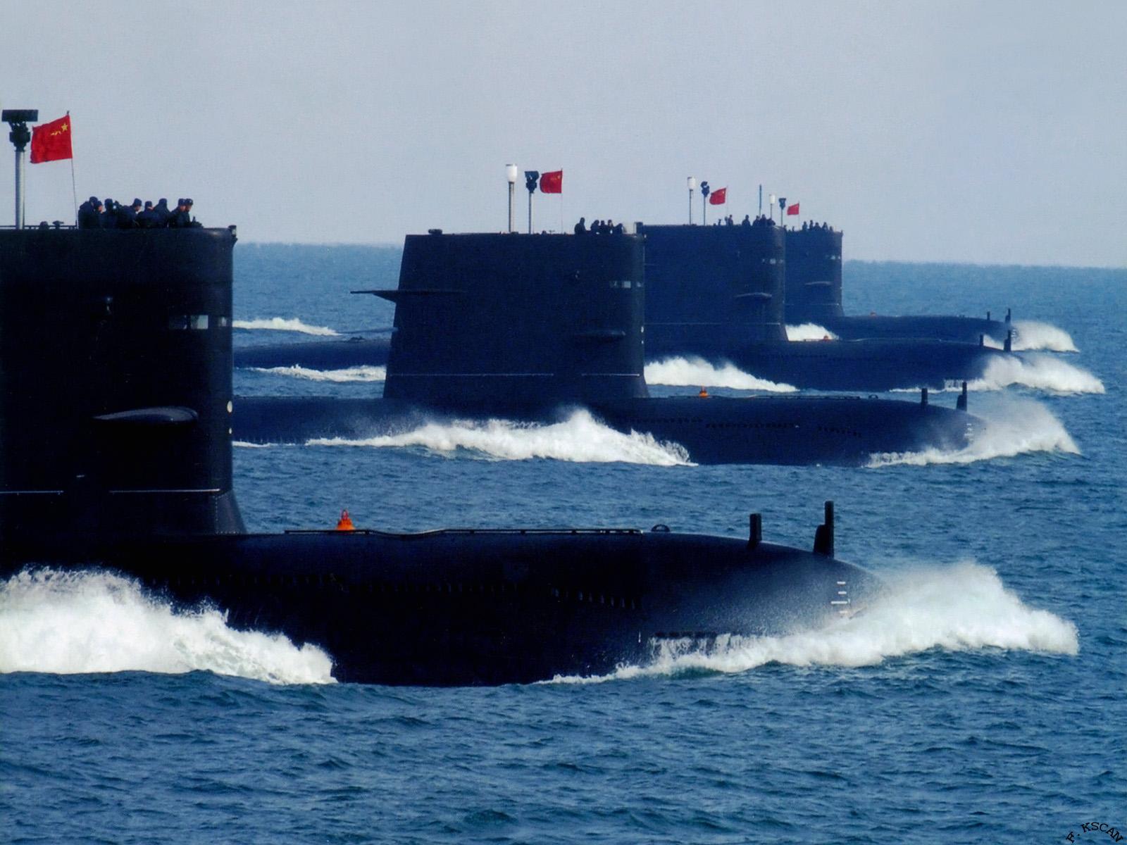 De de foto guerra modernos submarino 11