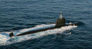 Submarino classe Scorpène do qual o modelo brasileiro S-BR é derivado