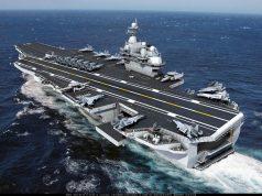 4cbab195173bb China vai construir 4 porta-aviões nucleares para competir com a Marinha  dos EUA