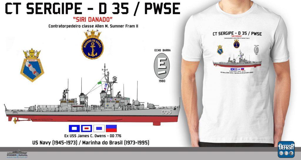 Camiseta da Defesa Store – www.defesastore.com.br