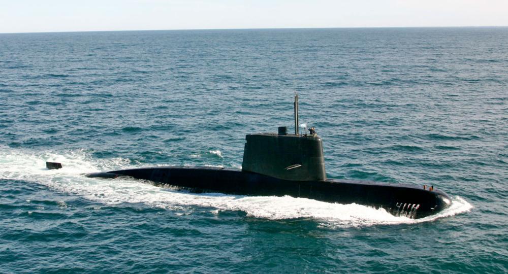 ec4af30c2ba ARA San Juan  houve uma explosão no submarino - Poder Naval - A ...