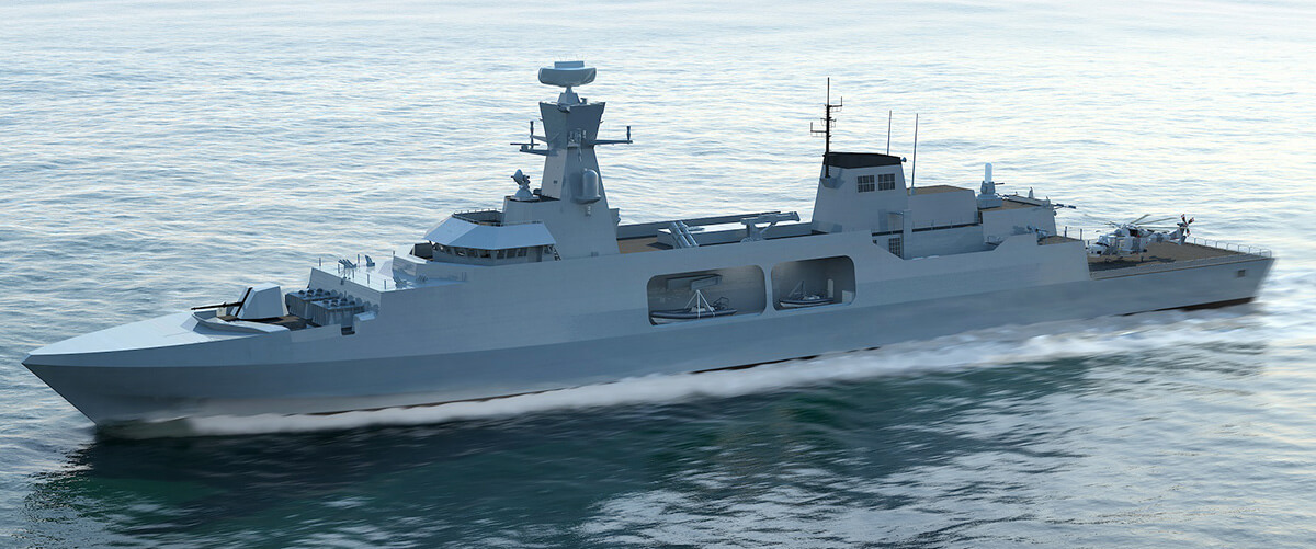 Type 31e da BAE Systems