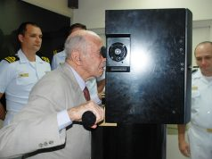Almirante de Esquadra Alfredo Karam participa de demonstração do SimPer