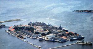 Arsenal de Marinha do Rio de Janeiro - AMRJ - 2