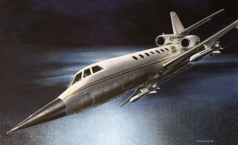 Dassault Breguet Falcon 50