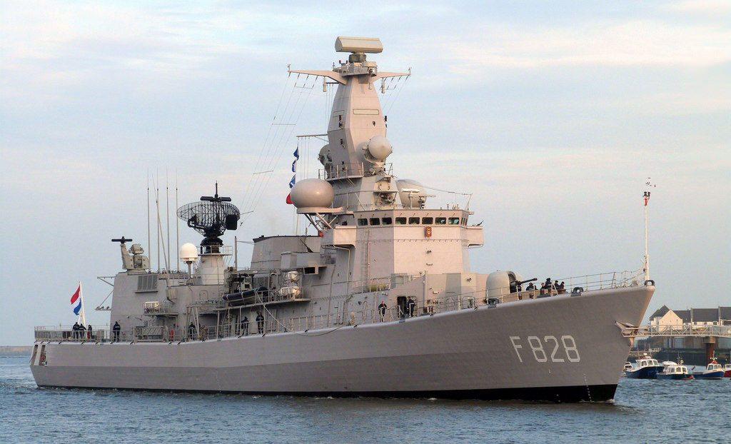 HNLMS Van Speijk