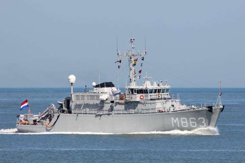 HNLMS Vlaardingen (M863)