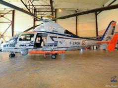 Míssil Sea Venom no helicóptero Panther da DGA