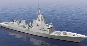Proposta da Navantia para o Programa Sea 5000 da Austrália