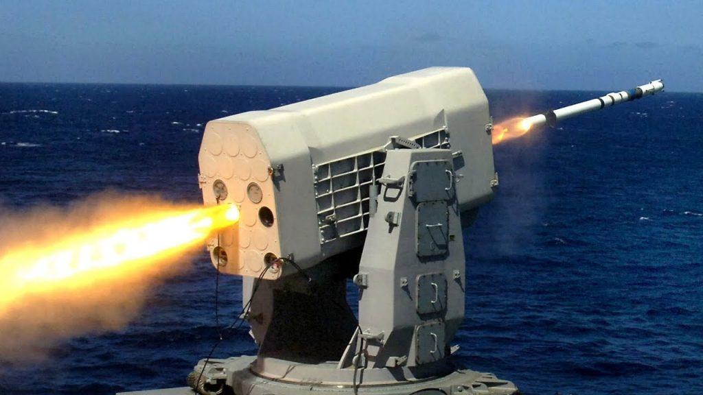 RIM-116 Rolling Airframe Missile (RAM)