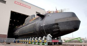 Submarino classe Astute