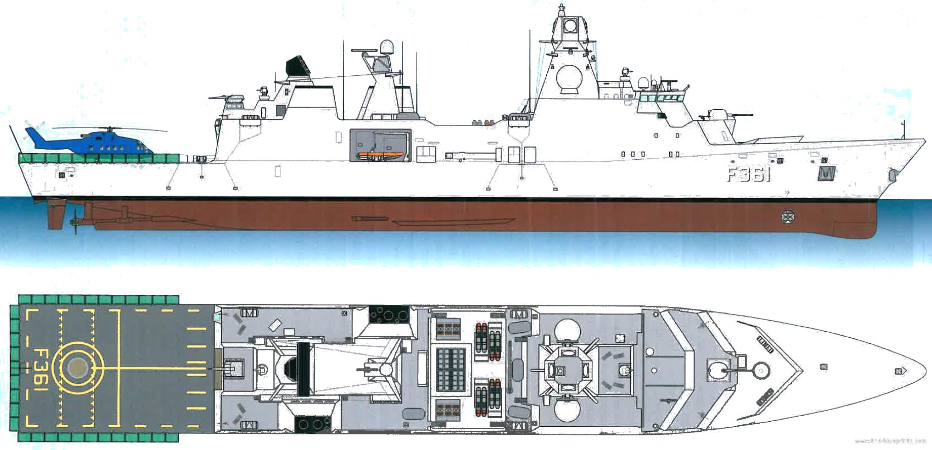 Fragata Type 31e: Babcock anuncia projeto Arrowhead 140 baseado na