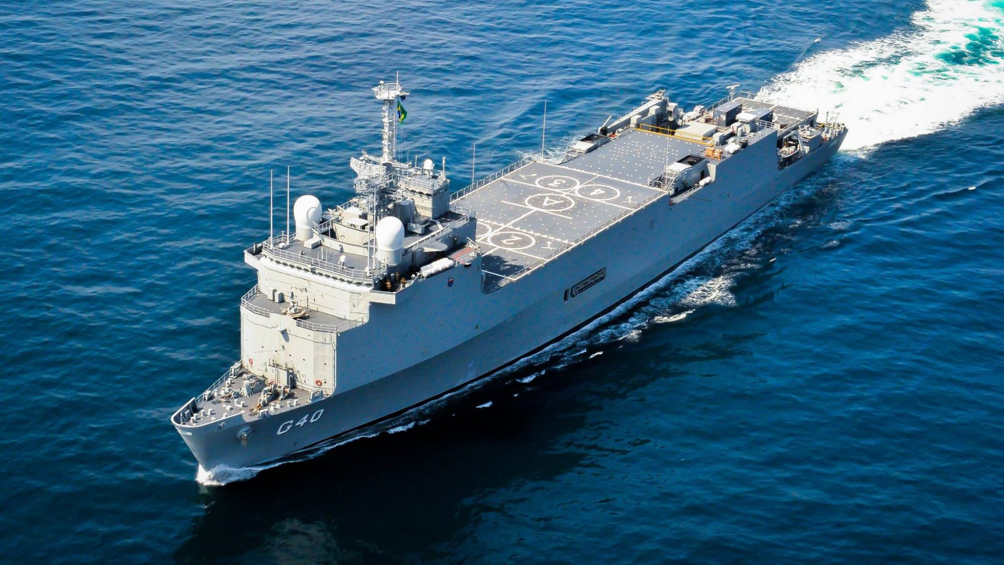 USN Marinha USS ALAMO LSD-33 Navio Naval foto imprimir