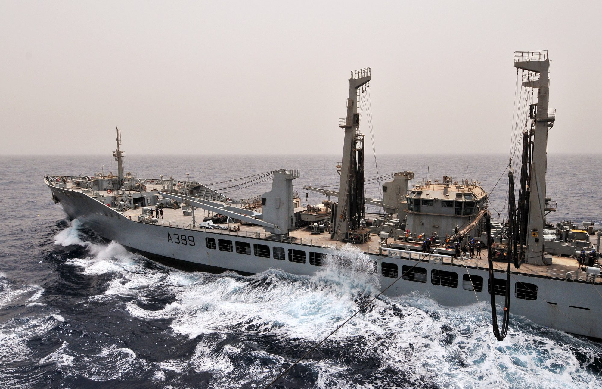 RFA Wave Knight (A 389)
