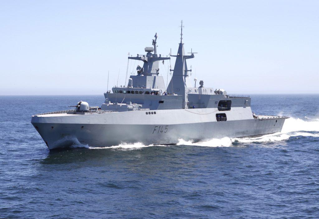 SAS Amatolam, MEKO A-200SAN da Marinha Sul-Africana