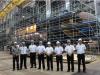 Comitiva Chilena conhece o primeiro submarino convencional da classe Riachuelo