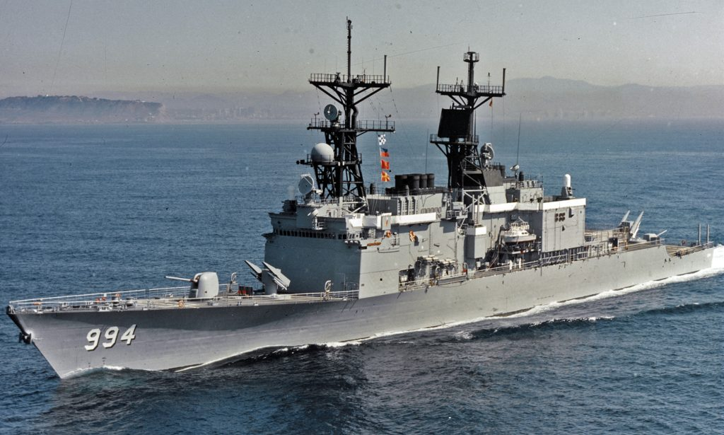 USS Callaghan (DDG-994)