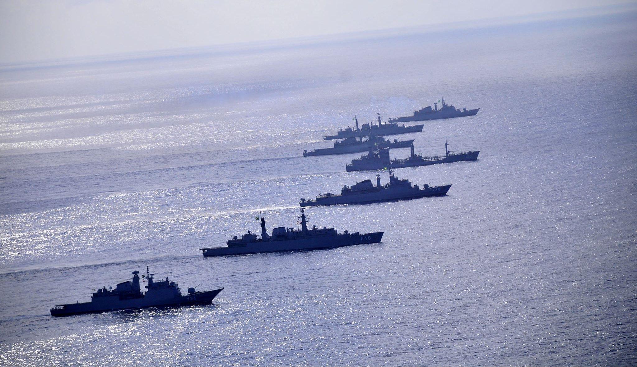 55c8aa4ca EXCLUSIVO  Karam diz a Mourão que o Brasil deve ter uma  marinha de ...