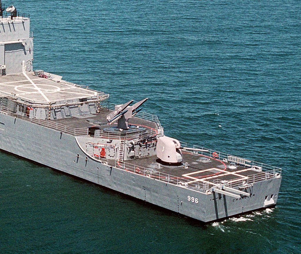 USS Chandler (DDG-996)
