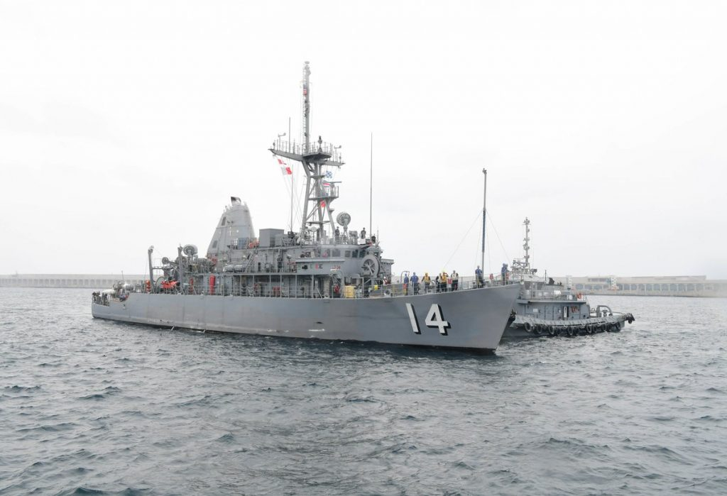 USS Chief MCM 14