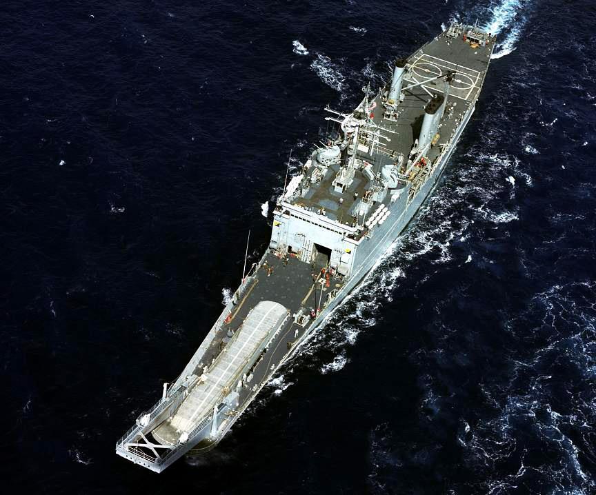 USS Racine, LST 1191