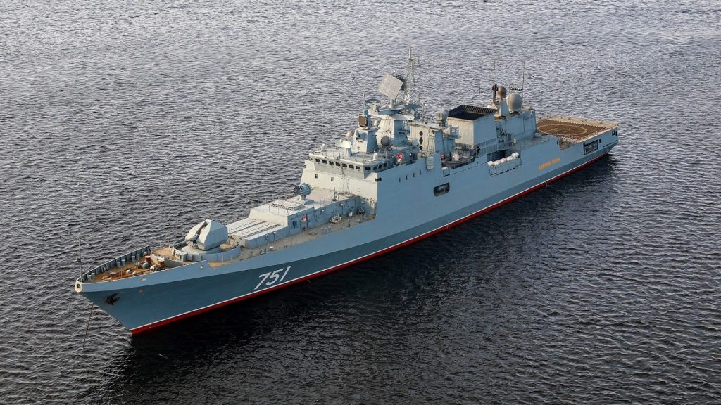 Fragata Almirante Essen