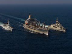 Navios da Combined Task Force 150