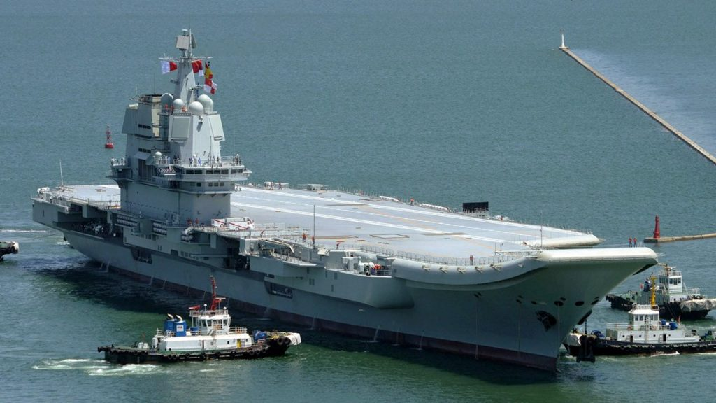 O Type 001A, que agora está sendo chamado de Type 002 ou CV17