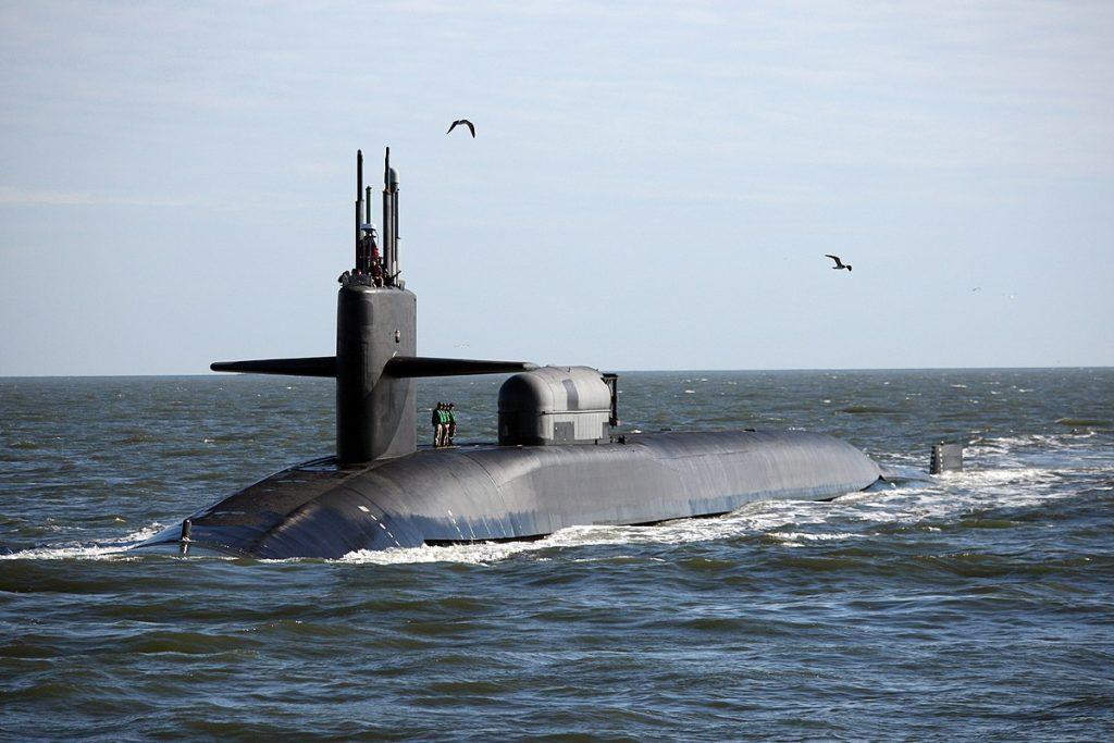 USS Georgia (SSGN 729)