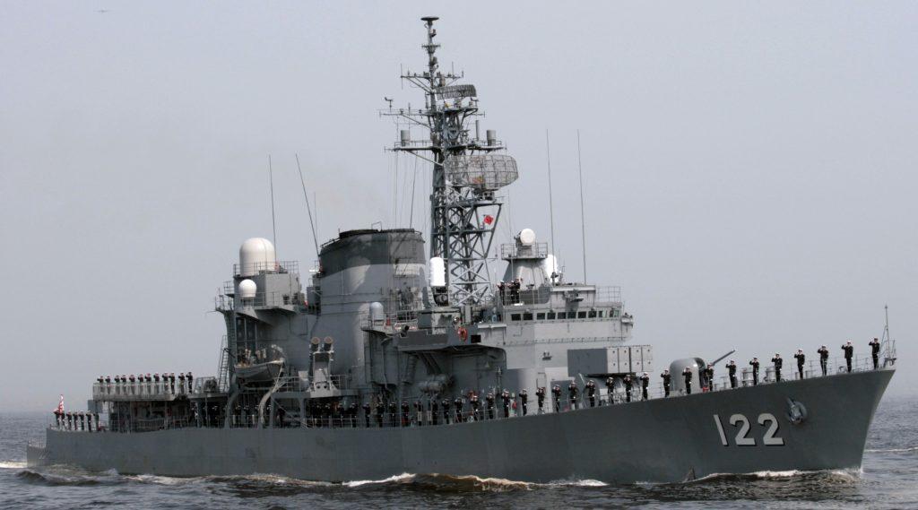 Destróier Hatsuyuki DD-122