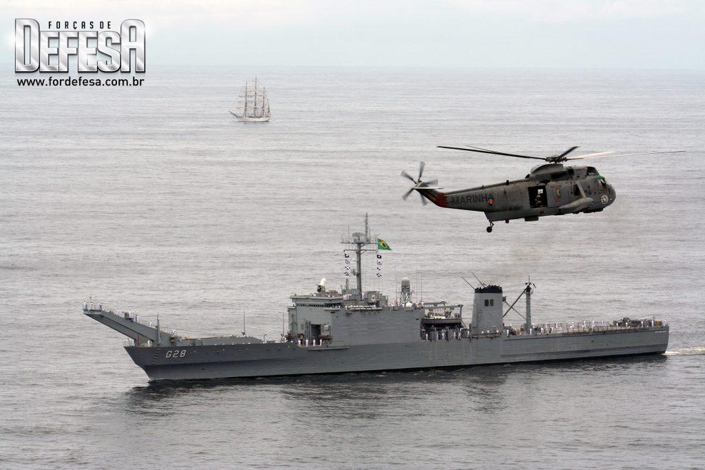 Desfile Naval em 2008