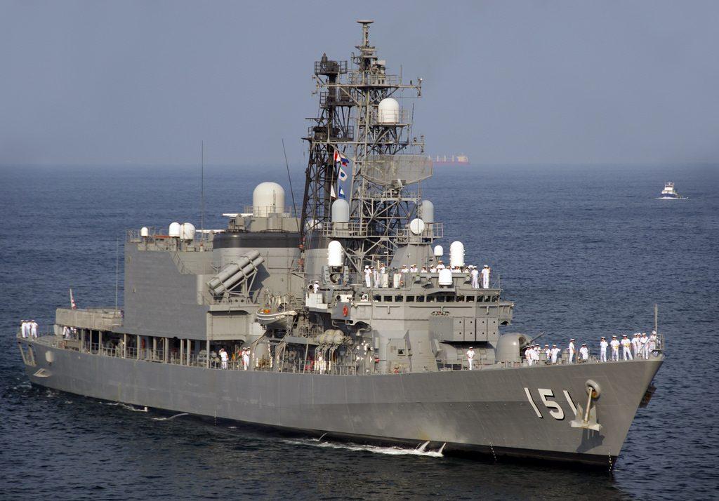 JS Asagiri DD-151
