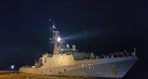 NPaOc Apa chegando a Belém-PA