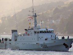Navio-Patrulha La Moqueuse (P688) classe P400, projeto base dos navios-patrulha brasileiros classe Macaé