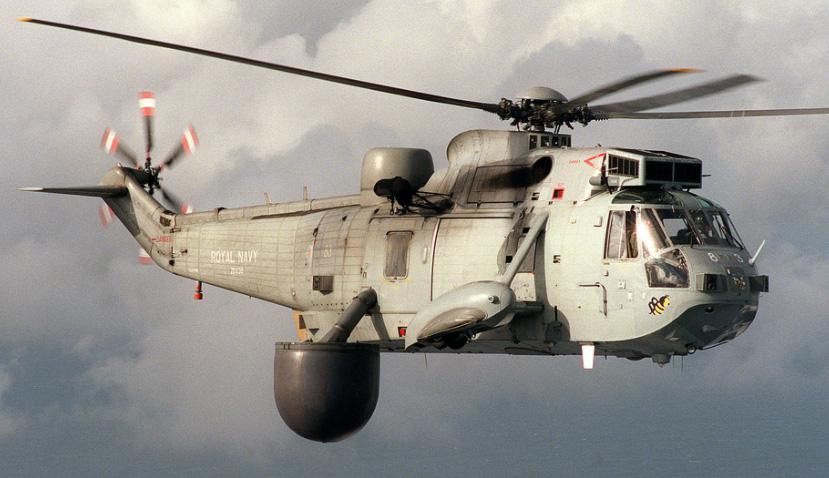 Sea King Mk7